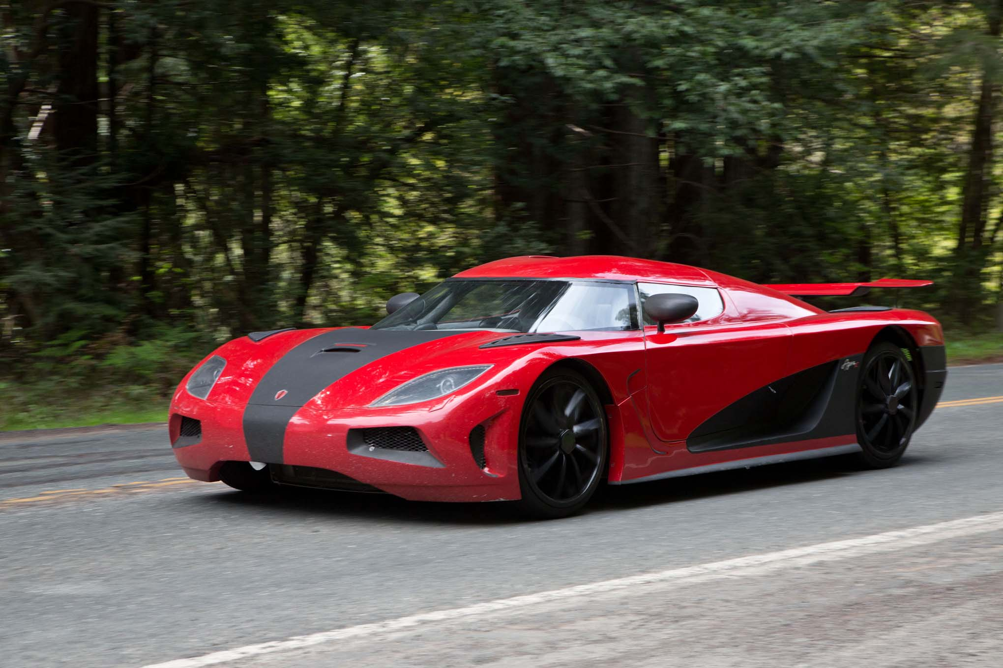 Photo: 2015 Koenigsegg Agera R