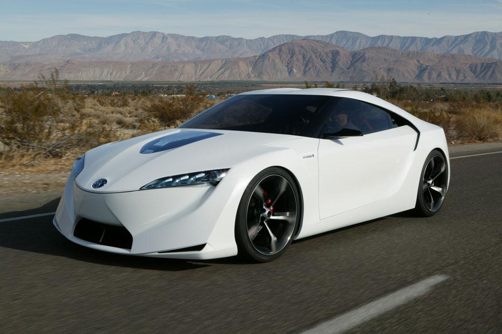 Sport Car: 2015 Toyota Supra