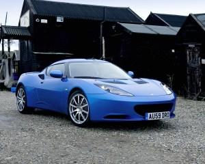 Test Drive: (Blue) 2010 Lotus Evora