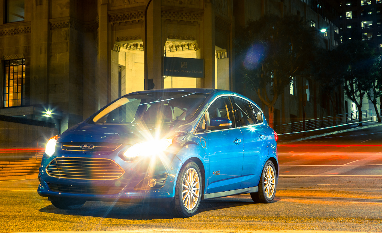 2013 Ford C-Max Energi Review