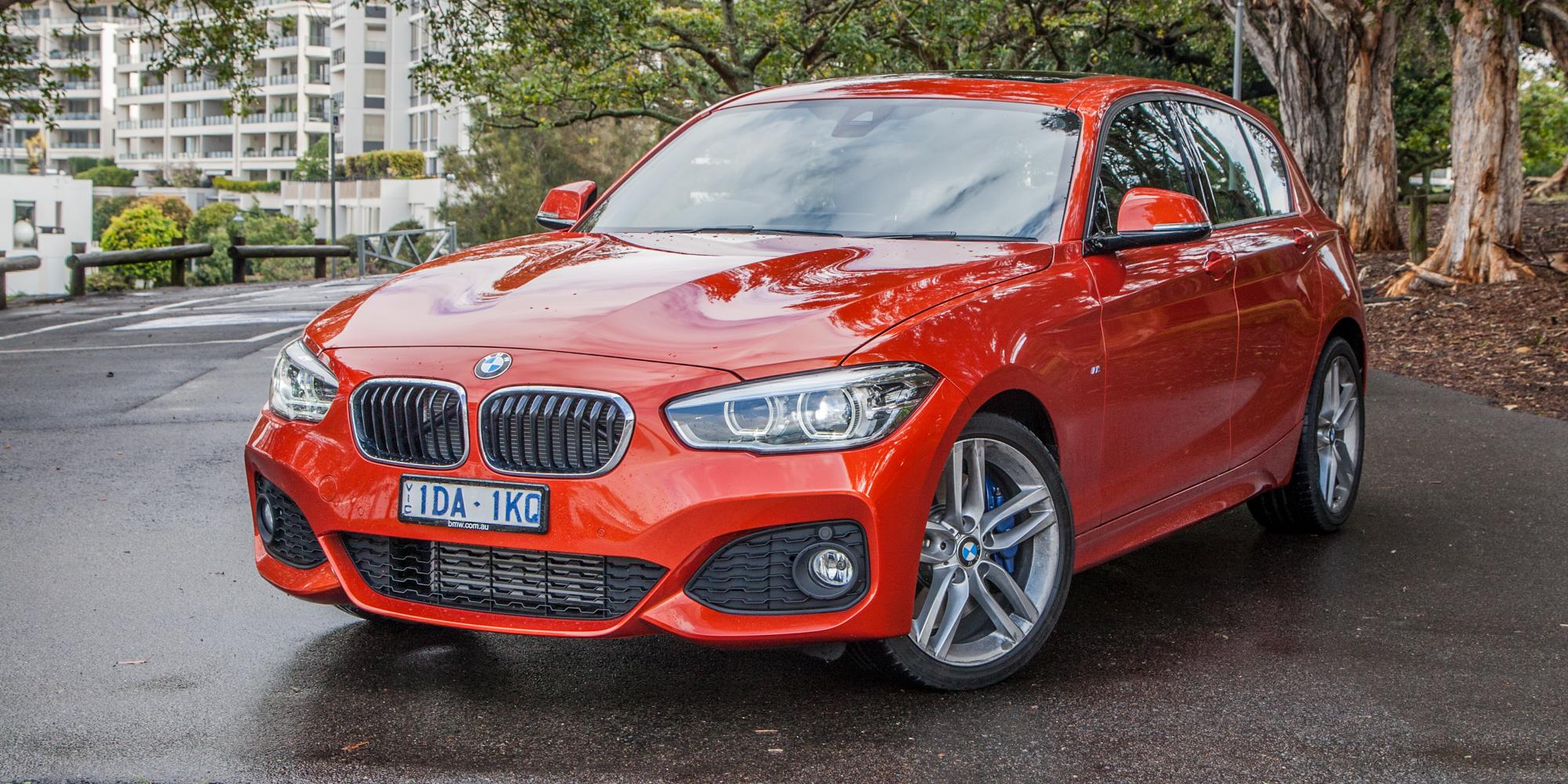 2015 BMW 125i Review