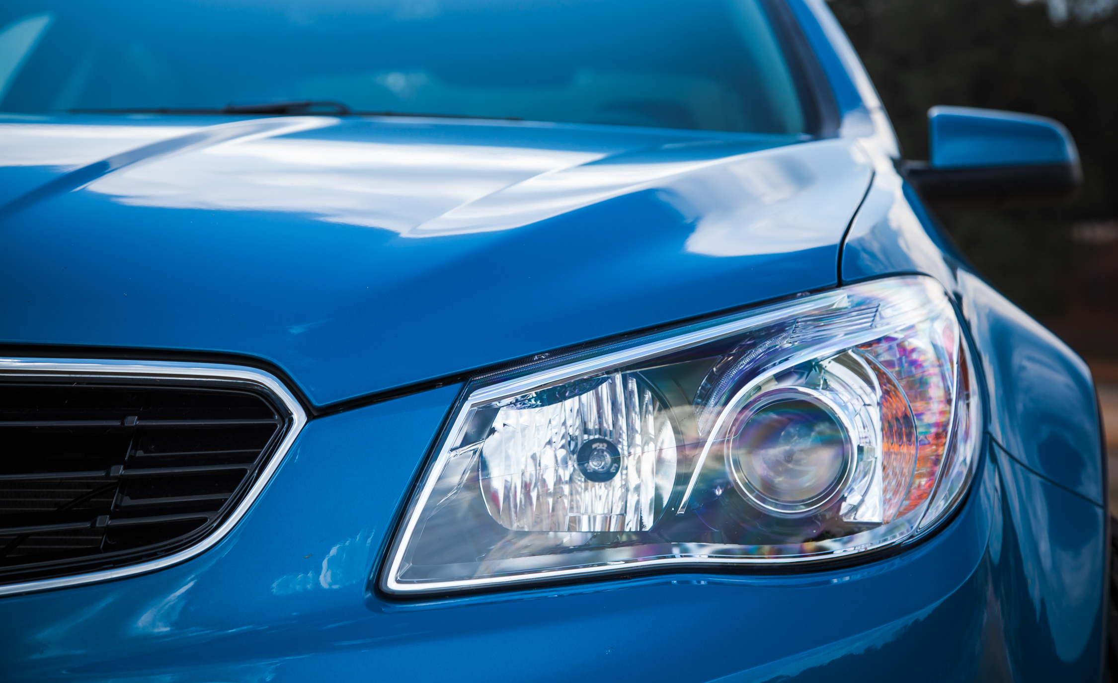 2015 Chevrolet SS Exterior Right Headlight