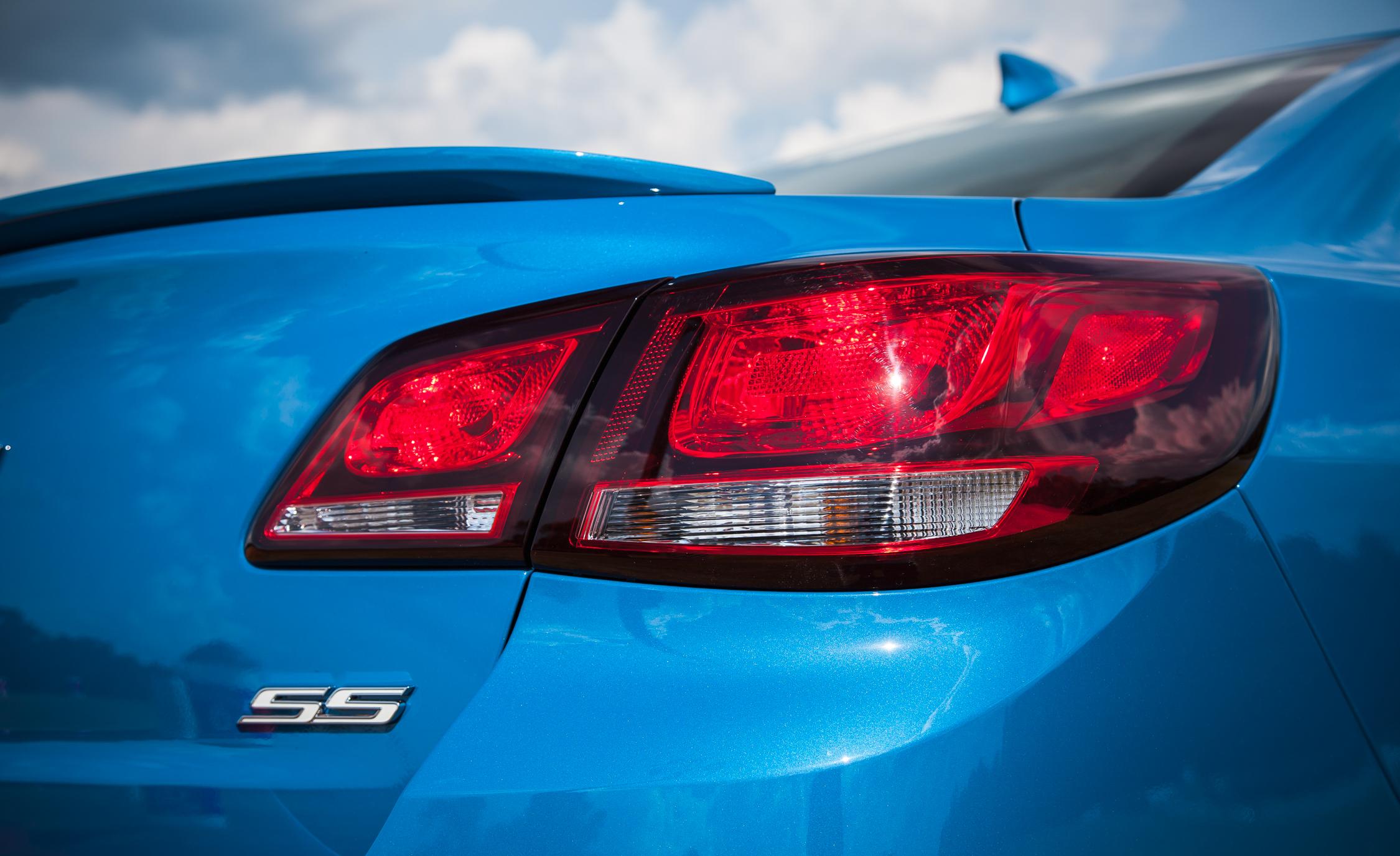 2015 Chevrolet SS Exterior Taillight