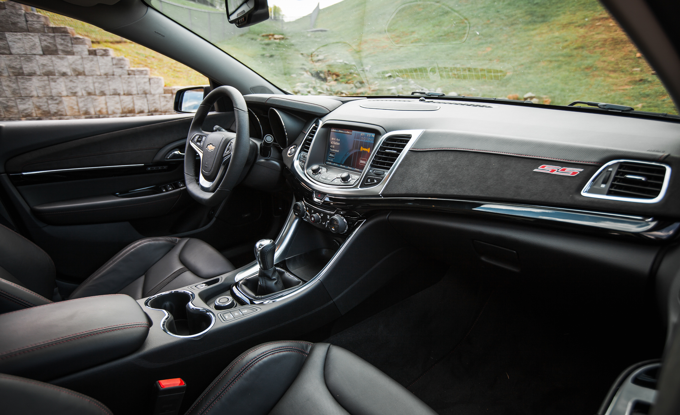 2015 Chevrolet SS Interior Dashboard