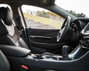 2015 Chevrolet SS Interior Front