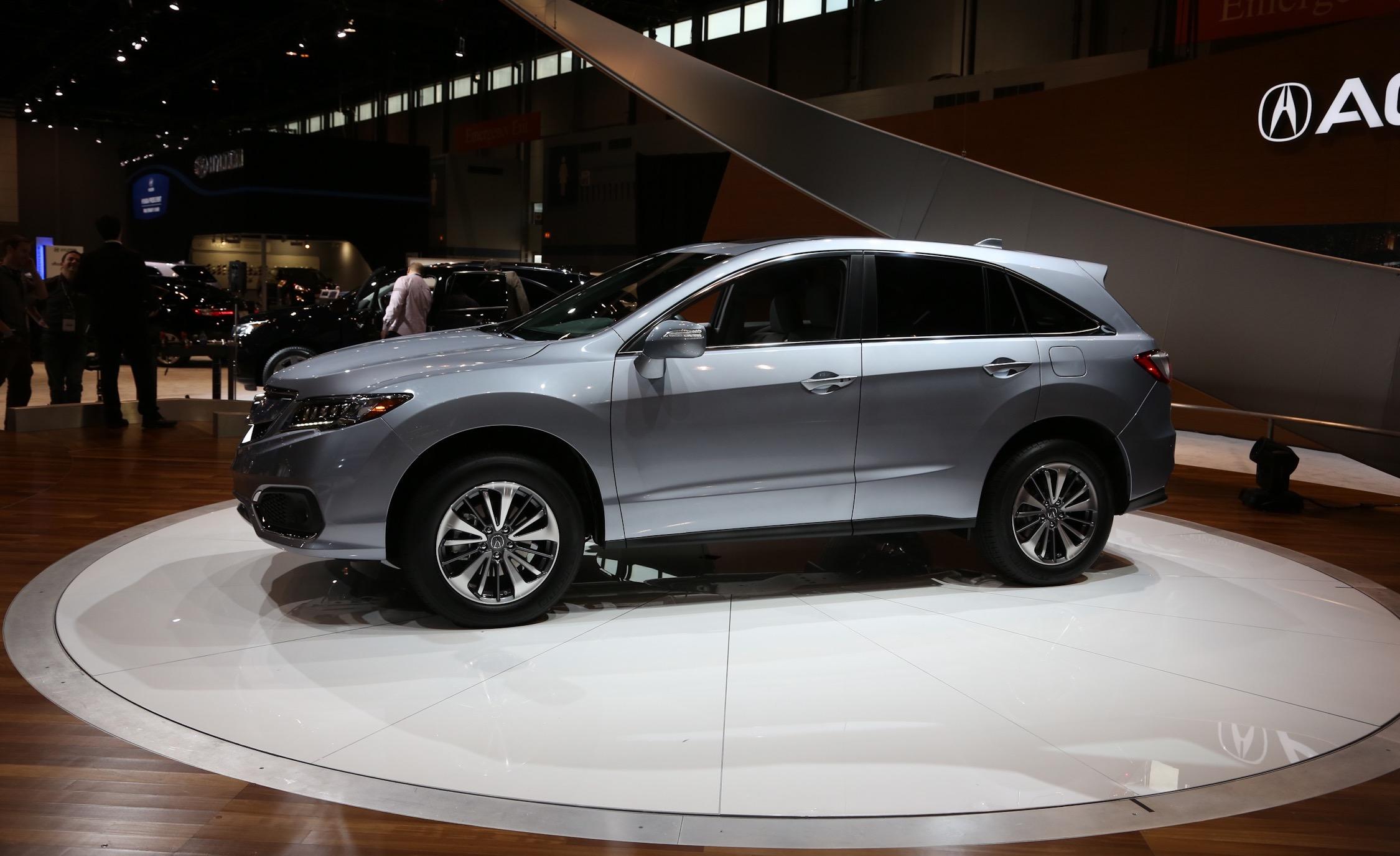 2015 Chicago Auto Show - Acura RDX 2016