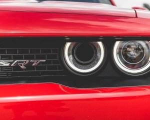 2015 Dodge Challenger SRT Hellcat Exterior Headlight