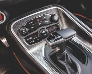 2015 Dodge Challenger SRT Hellcat Interior Gear Shift Knob