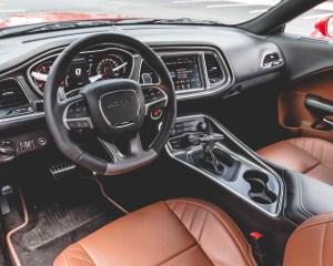 2015 Dodge Challenger SRT Hellcat Interior