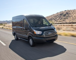 2015 Ford Transit 150 EcoBoost