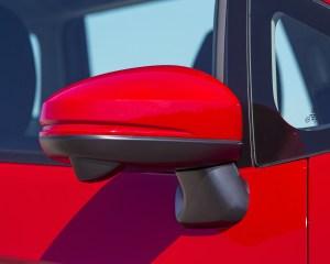 2015 Honda Fit Exterior Mirror