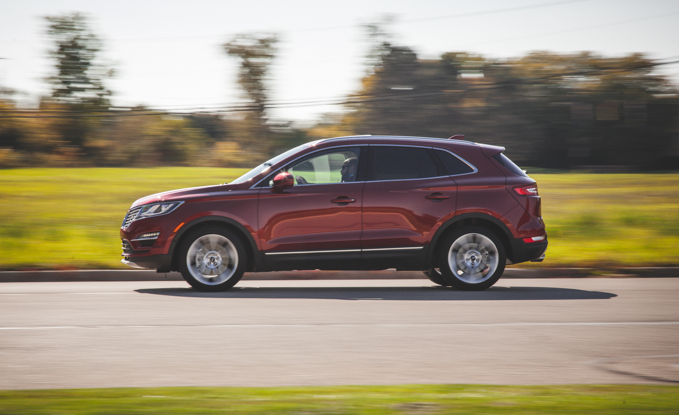 2015 Lincoln MKC 2.3 EcoBoost AWD Review
