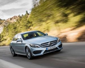 2015 Mercedes-Benz C400 4MATIC