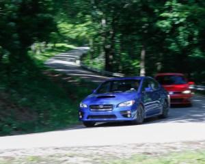 2015 Subaru WRX Preview