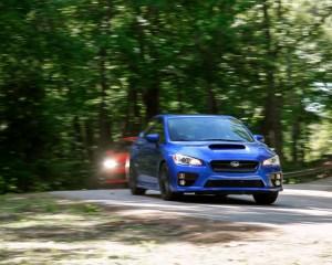2015 Subaru WRX Test Drive
