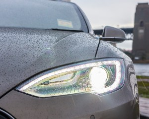 2015 Tesla Model S P85D Left Headlamp