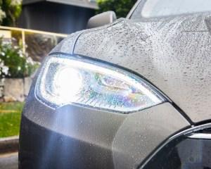 2015 Tesla Model S P85D Right Headlamp