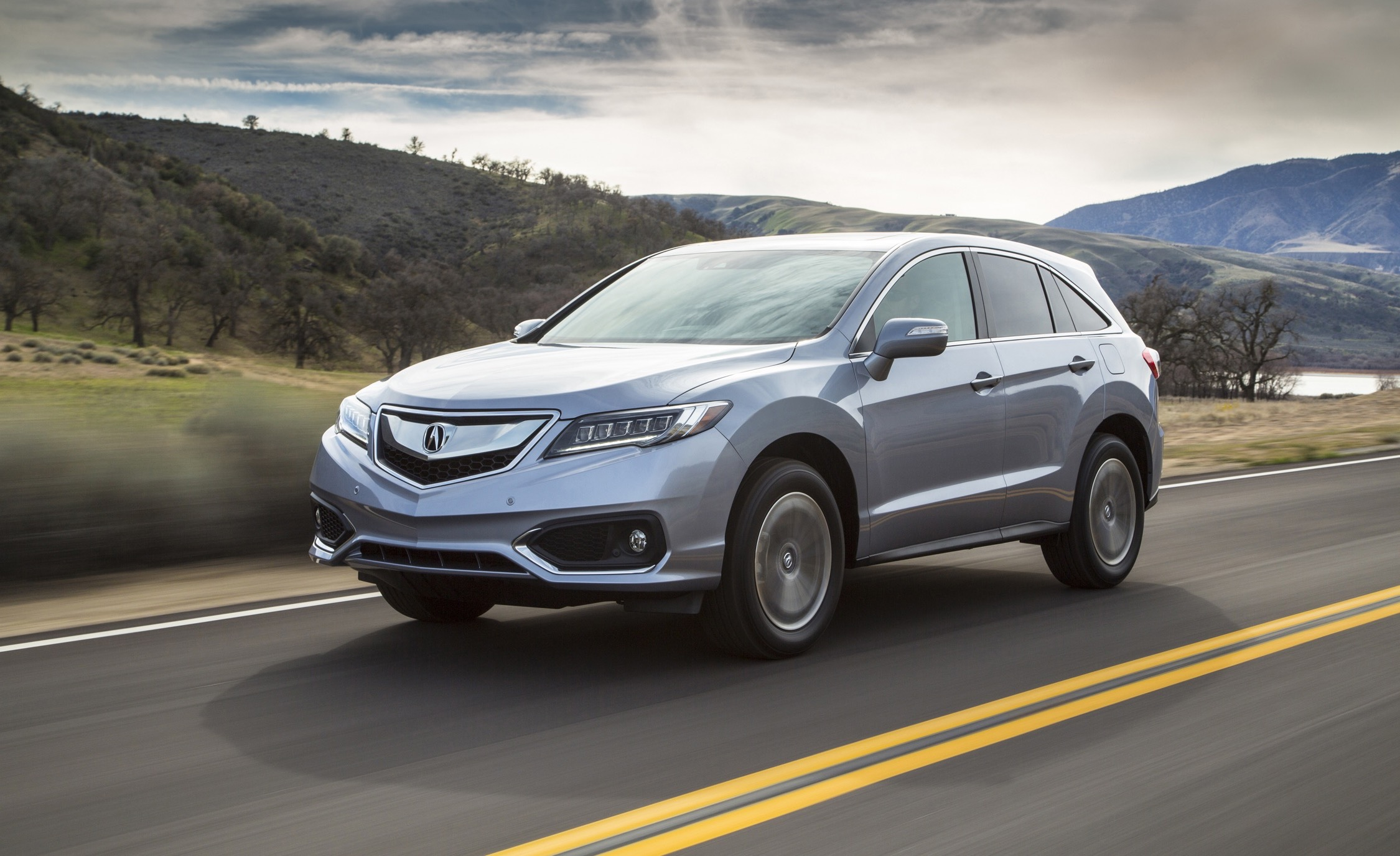 2016 Acura RDX Performance