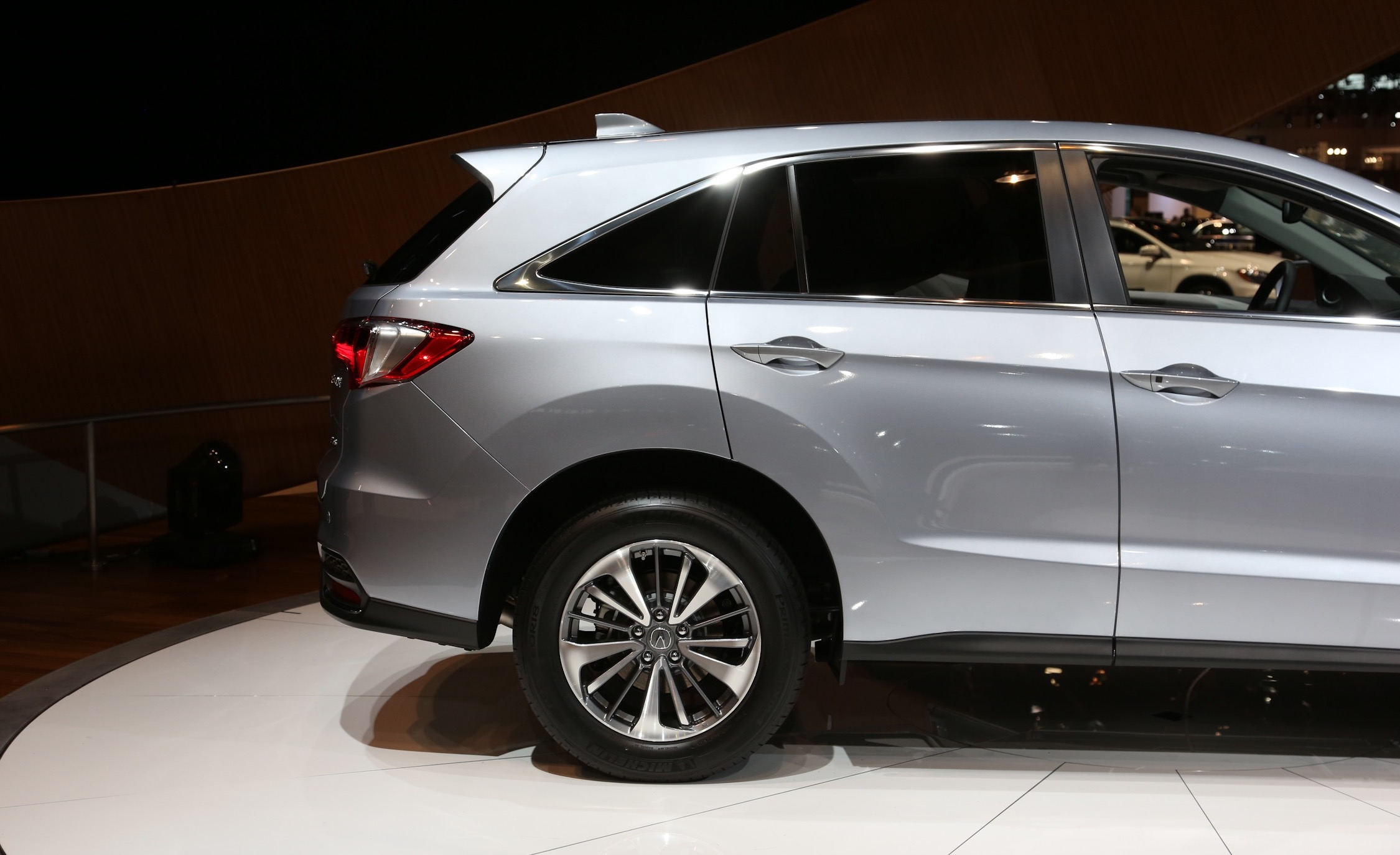 2016 Acura RDX Rear Side