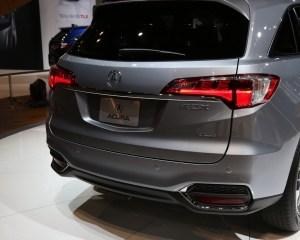 2016 Acura RDX Taillight Design