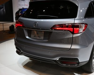 2016 Acura RDX Taillight Design