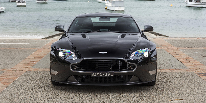 2016 Aston Martin Vantage GT Front End