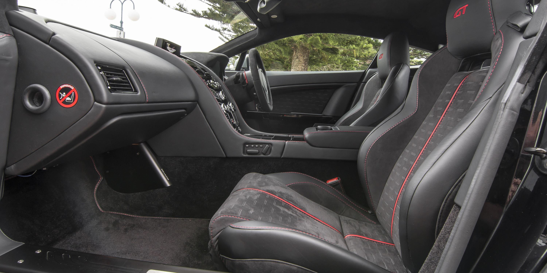 2016 Aston Martin Vantage GT Passenger Seat Interior