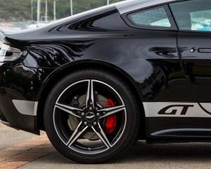 2016 Aston Martin Vantage GT Rear Wheel Trim