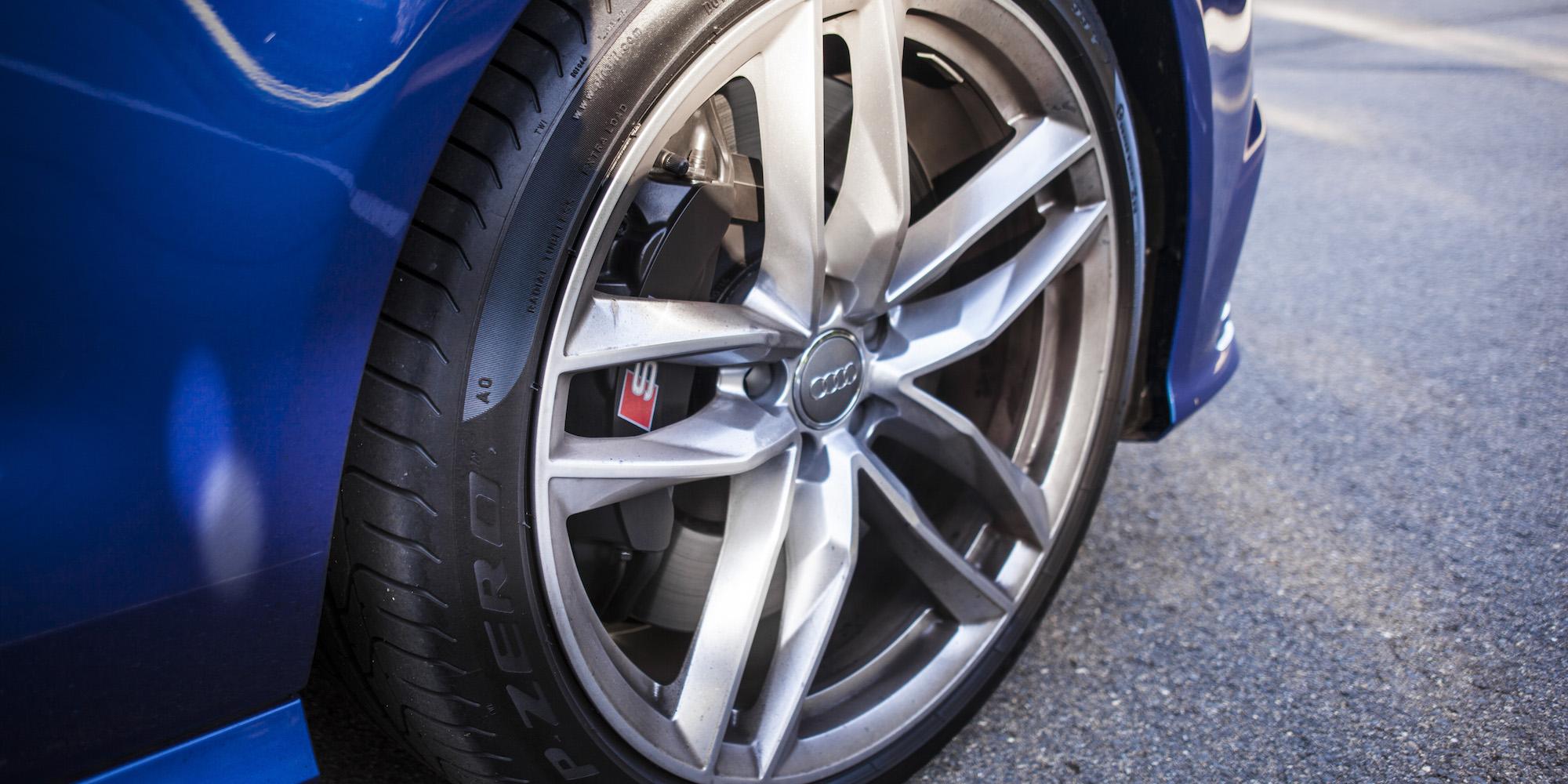 2016 Audi S7 Wheel