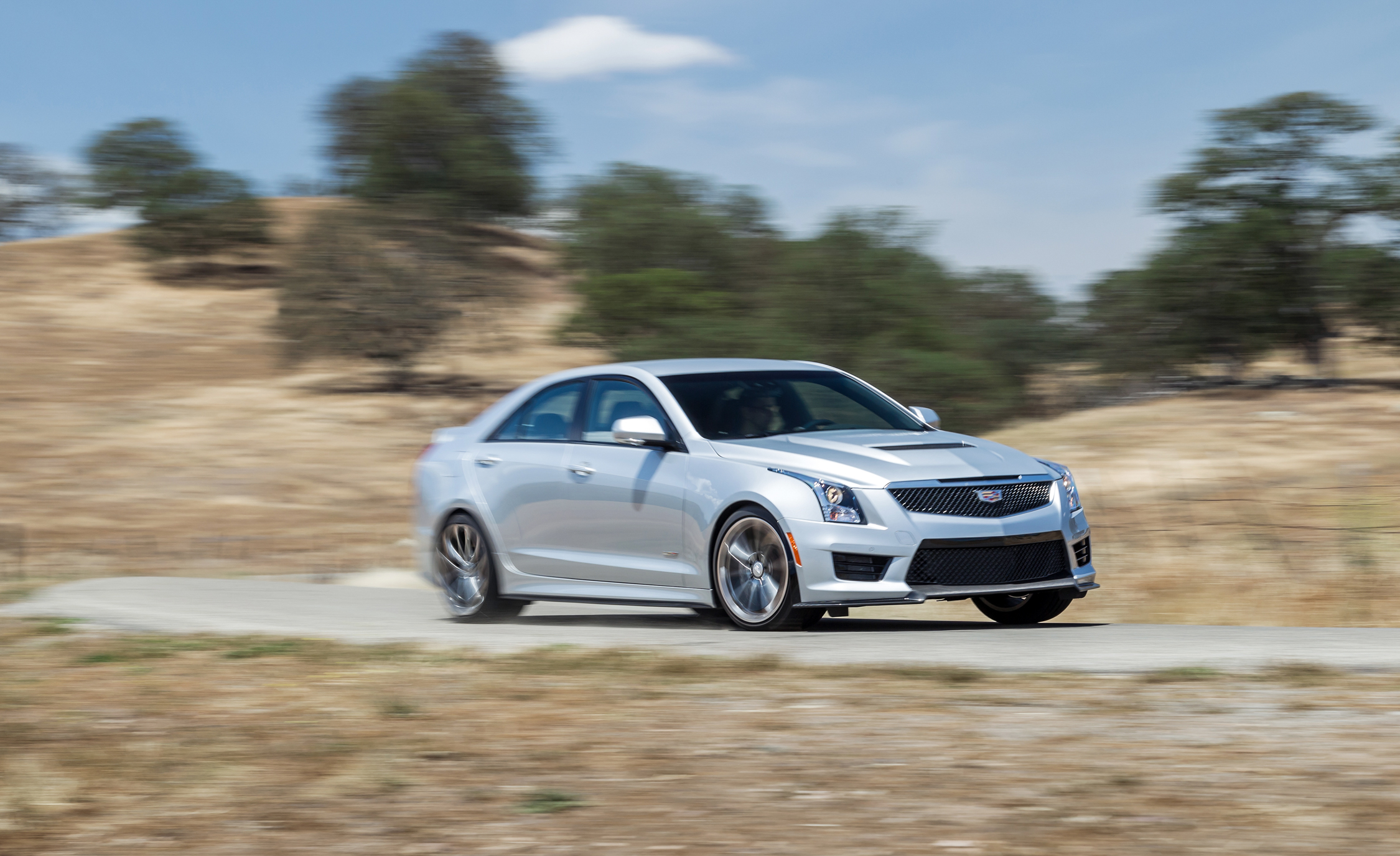 2016 Cadillac ATS-V Performance