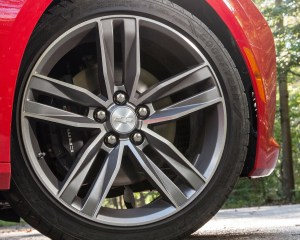 2016 Chevrolet Camaro SS Wheel