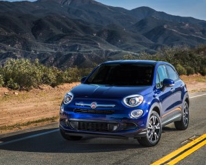 2016 Fiat 500X Easy Exterior Front