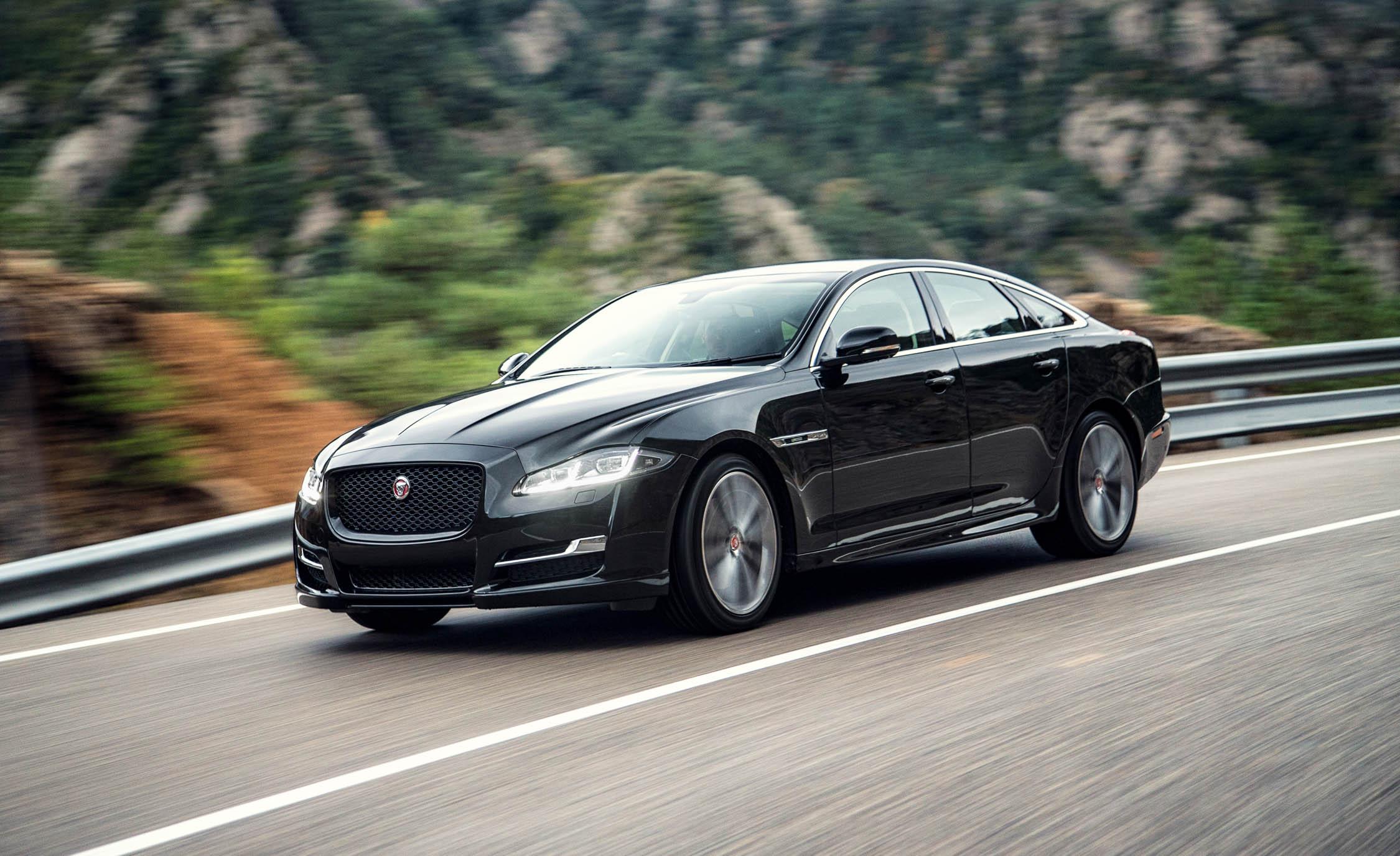 2016 Jaguar XJ Performance
