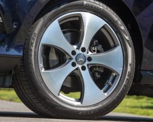 2016 Mercedes-Benz GLE250d 4MATIC Exterior Wheel