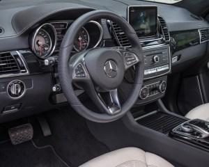 2016 Mercedes-Benz GLE250d 4MATIC Interior Cockpit