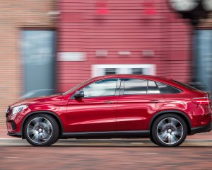 2016 Mercedes-Benz GLE450 AMG Coupe Performance