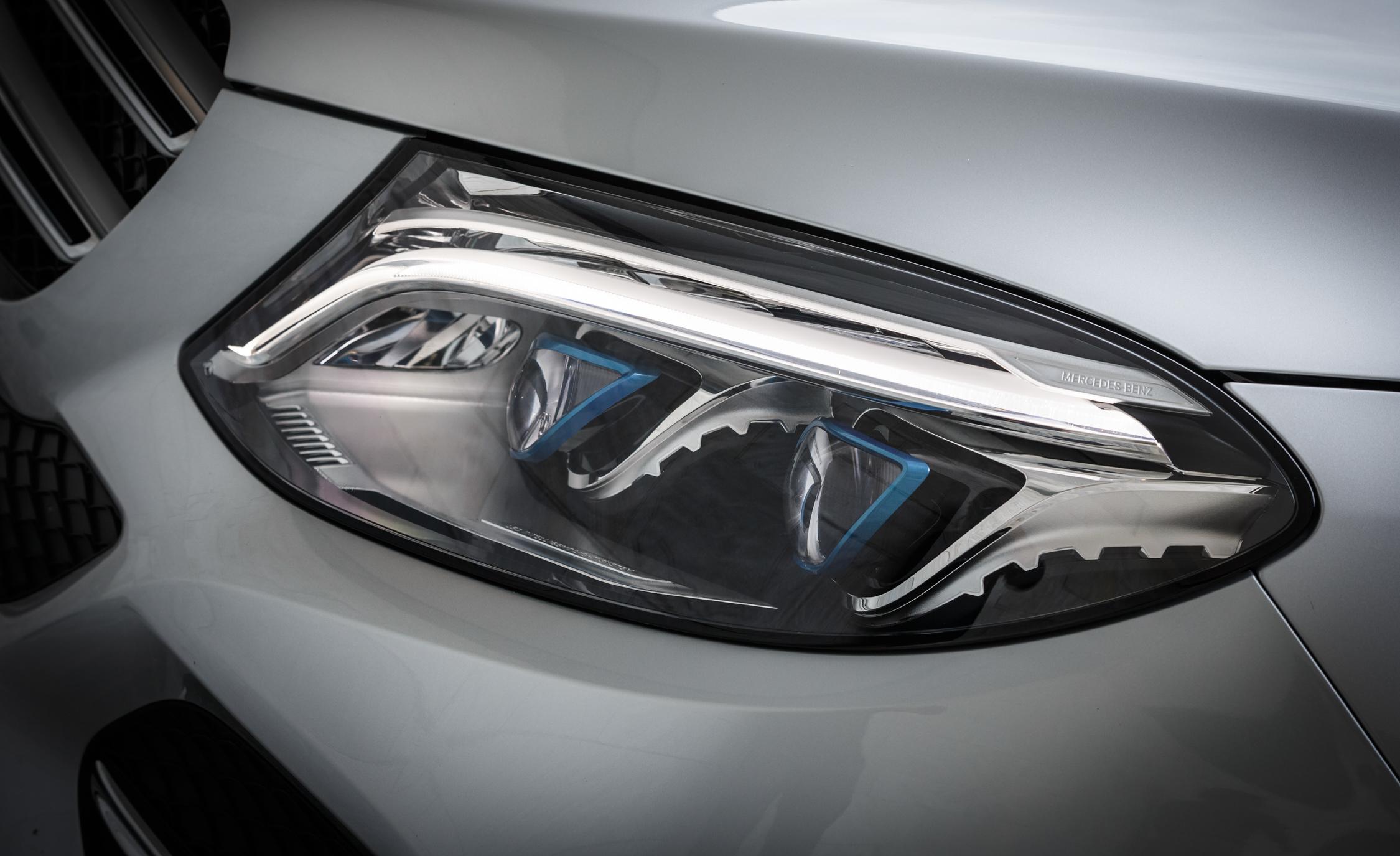 2016 Mercedes-Benz GLE500e 4MATIC Exterior Headlamp