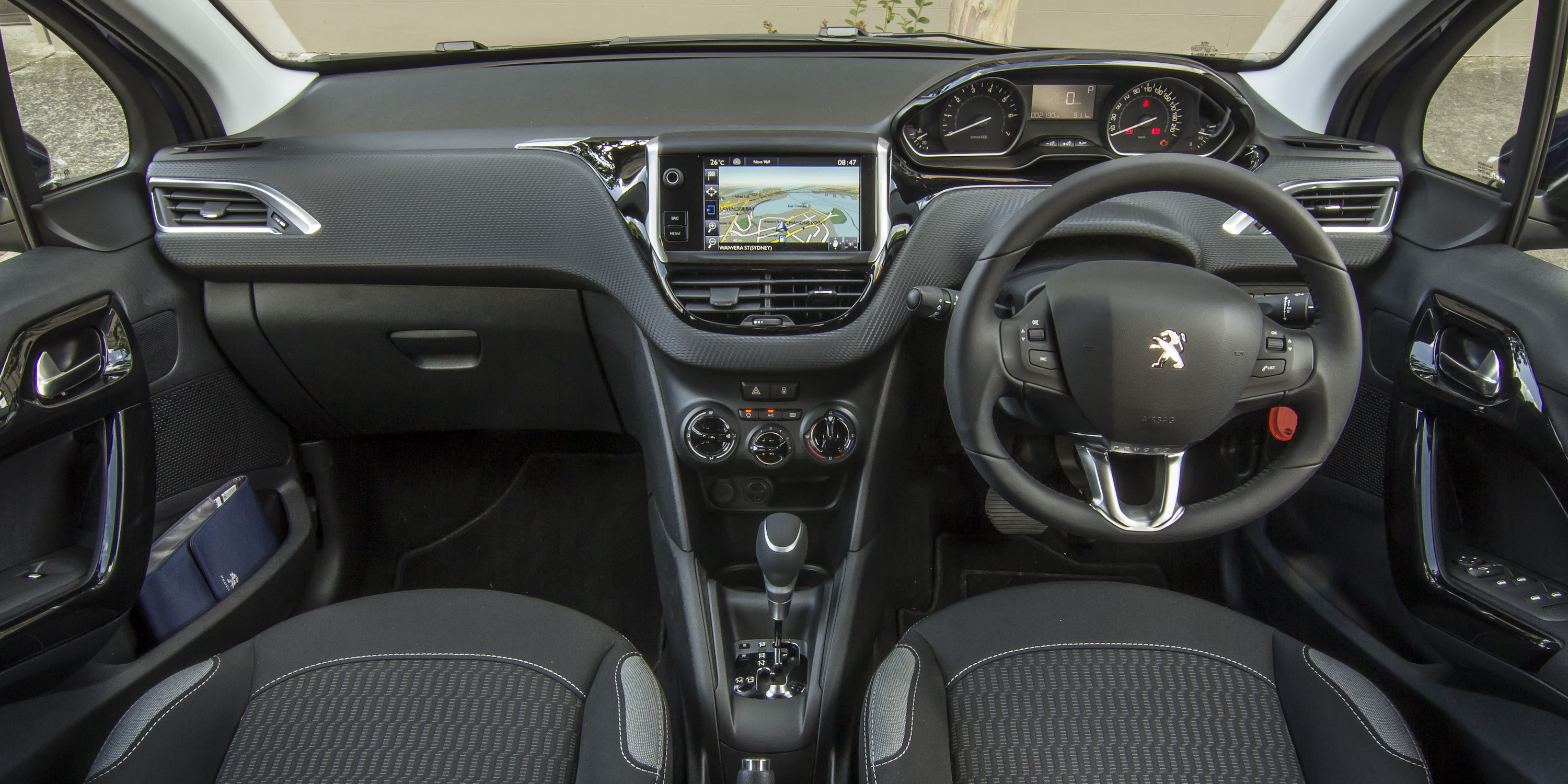 2016 Peugeot 208 Active Interior Preview