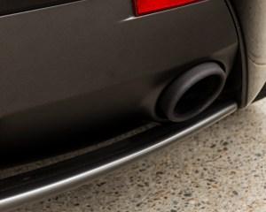 Exhaust Pipe 2016 Aston Martin Vantage GT