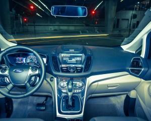 Ford C-Max Energi Interior Dashboard