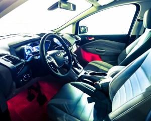 Ford C-Max Energi Interior Front Seats