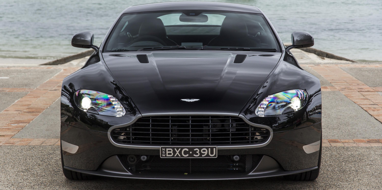 Front Exterior 2016 Aston Martin Vantage GT