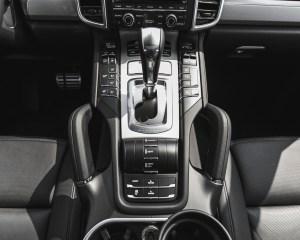 Gear Shift Knob Porsche Cayenne S E-Hybrid 2015