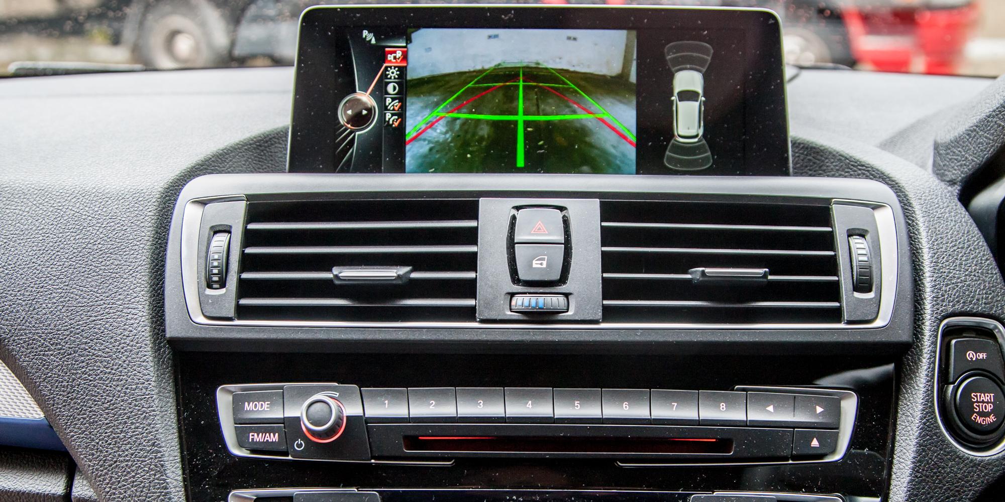 Head Unit 2015 BMW 125i