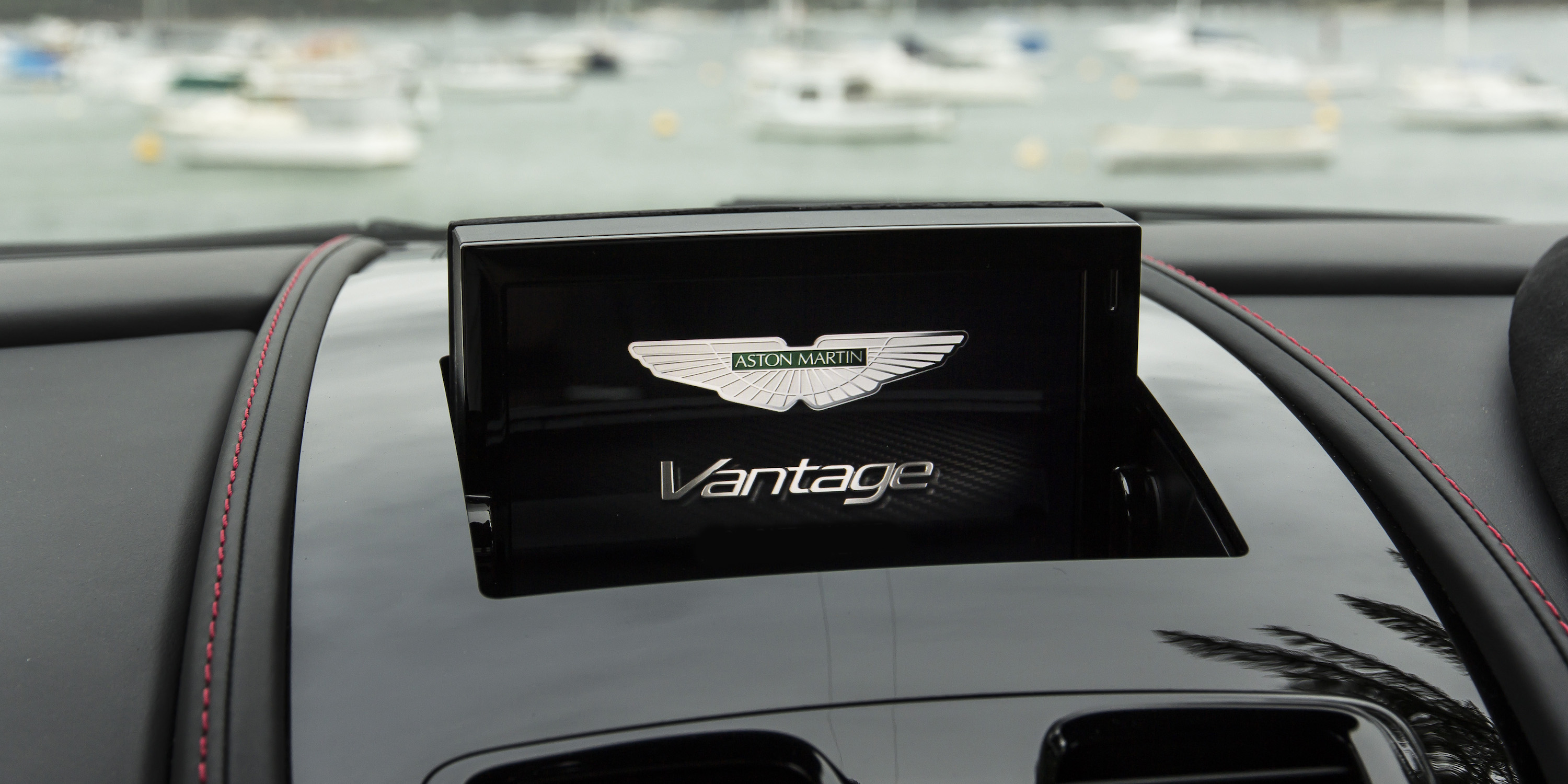 Head Unit 2016 Aston Martin Vantage GT