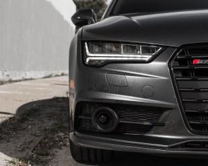 Headlamp Audi S7 Sedan 2016