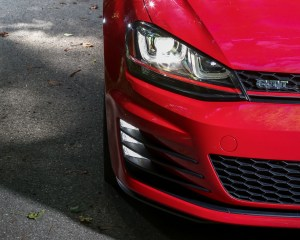 Headlamp Design 2015 Volkswagen GTI 5-Door