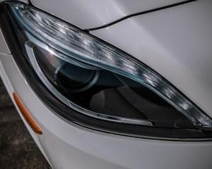 Headlight 2014 Mercedes-Benz B-Class