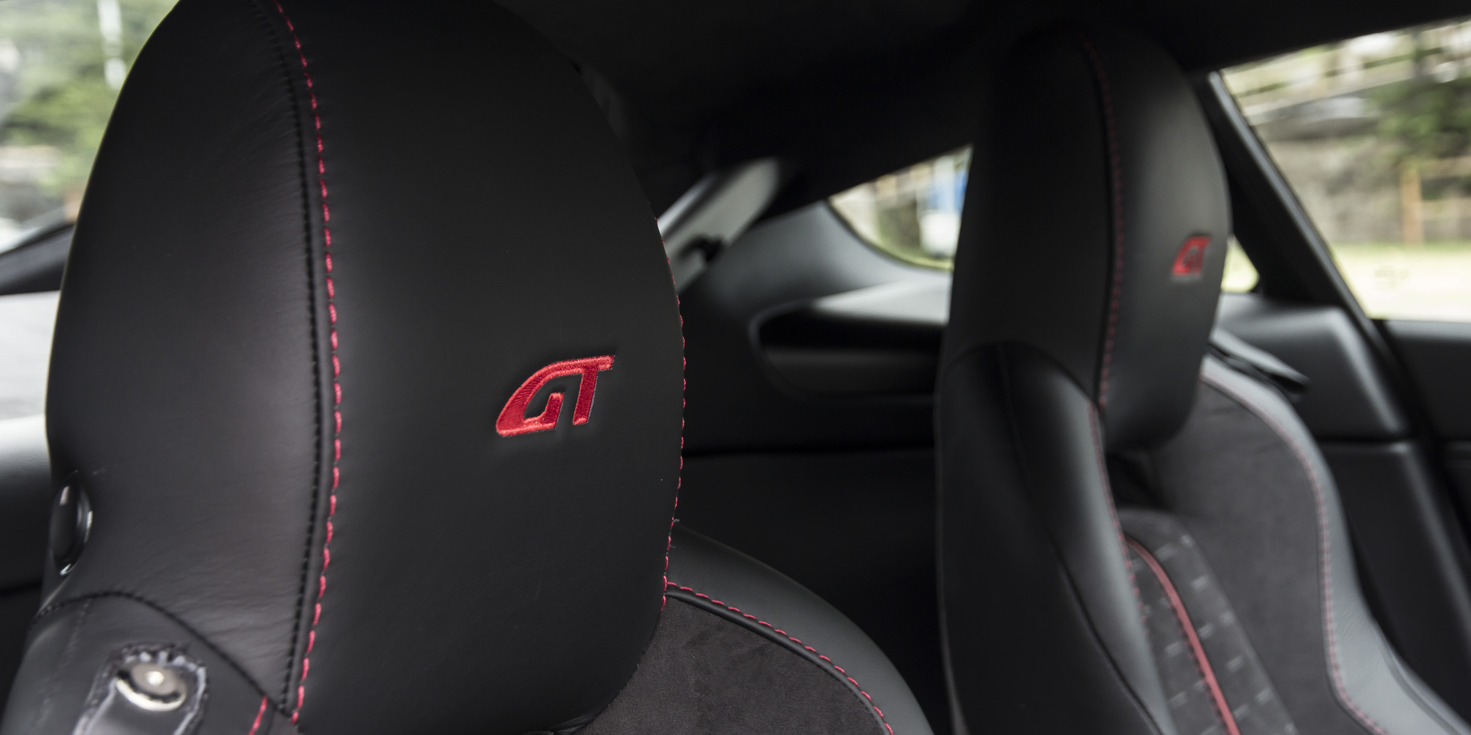 Headrest 2016 Aston Martin Vantage GT