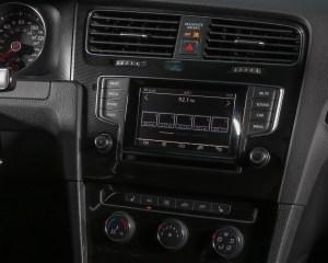 Headunit 2015 Volkswagen GTI